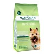 Arden Grange корм сухой для взрослых собак мелких пород ягненок/рис