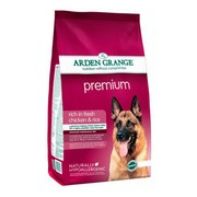 Arden Grange корм сухой для взрослых собак премиум