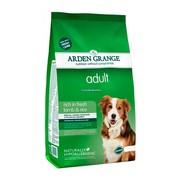 Arden Grange корм сухой для взрослых собак ягненок/рис