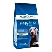 Arden Grange корм сухой для щенков и молодых собак крупных пород