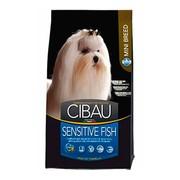 Farmina Cibau Sensitive для собак рыба Mini