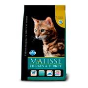 Farmina Matisse корм для кошек курица с Индейкой