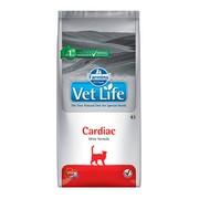 Farmina Vet Life Cardiac корм для кошек поддержания работы сердца при хронической сердечной недостаточности