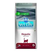 Farmina Vet Life Hepatic корм для кошек при хронической печеночной недостаточности