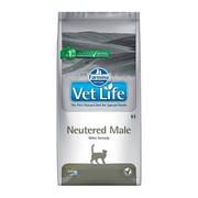 Farmina Vet Life Neutered Male корм для кастрированных котов