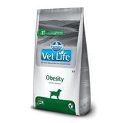 Farmina Vet Life Obesity диета для собак при ожирении, подходит для питания стерилизованных животных