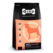 Gina Dog Salmon & Rice корм сухойдля взрослых собак лосось и рис