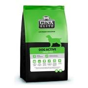 Gina Elite Grain Free Dog корм беззерновой сухой для активных собак