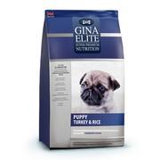 Gina Elite Puppy Turkey&Rice корм сухой для щенков, беременных и кормящих собак