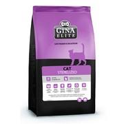 Gina Elite Sterilized Cat корм для стерилизованных котов и кошек