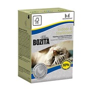 BOZITA Funktion Indoor&Sterilised кусочки курицы в желе для домашних и стерилизованых кошек