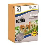 BOZITA Funktion Kitten кусочки курицы в желе для котят и беременных кошек