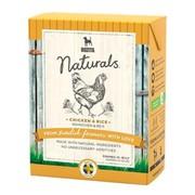 BOZITA Naturals Chicken&Rice консервы для собак кусочки в желе с курицей и рисом