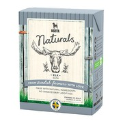 BOZITA Naturals Elk консервы для собак кусочки в желе с лосем