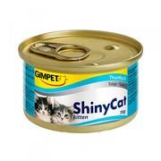 Gimpet ShinyKitten консервы для котят тунец