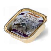 Mister Stuzzy Cat консервы для кошек с тунцом