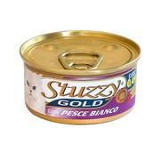 Stuzzy Gold консервы для кошек мусс, белая Рыба