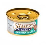 Stuzzy Gold консервы для кошек мусс, индейка и ягненок