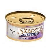 Stuzzy Gold консервы для кошек мусс, кролик