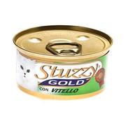 Stuzzy Gold консервы для кошек мусс, телятина