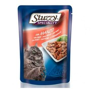 Stuzzy Speciality Cat консервы для кошек с говядиной