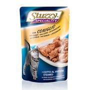 Stuzzy Speciality Cat консервы для кошек с кроликом