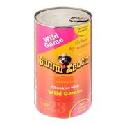 Вилли Хвост консервы для собак дичь