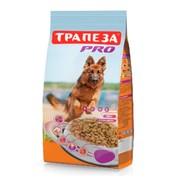 Трапеза Pro сухой корм для собак с повышенной периодической активностью
