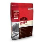 ACANA Heritage 75/25 Sport & Agility беззерновой корм для активных собак цыпленок