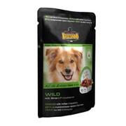 BelcandO консервы для собак дичь с просом и брусникой