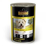 BelcandO консервы для собак индейка с рисом