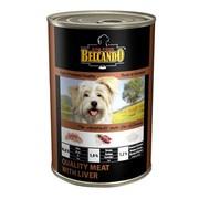 BelcandO консервы для собак мясо с печенью
