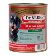 Dr. Alder's консервы для собак рубец
