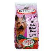 Dr. Alder's Н-4 мясное меню сухой для активных собак говядина/рис