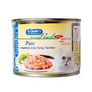 Dr.Clauder's консервы для кошек паштет с индейкой