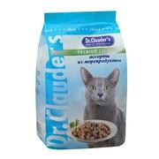 Dr.Clauder's корм сухой для кошек ассорти из морепродуктов