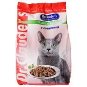 Dr.Clauder's корм сухой для кошек говядина