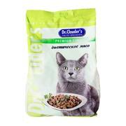 Dr.Clauder's корм сухой для кошек диетическое мясо