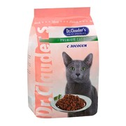 Dr.Clauder's корм сухой для кошек лосось