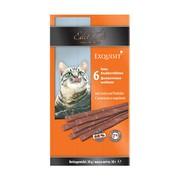 Edel Cat лакомство для кошек колбаски ягненок/индейка