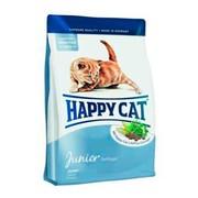 Happy Cat FitWell Junior корм для котят птица, лосось и кролик