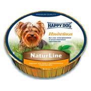 Happy Dog консервы для собак паштет индейка