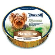 Happy Dog консервы для собак паштет кролик