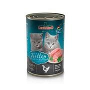 LeonardO консервы для котят с птицей
