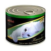 LeonardO консервы для кошек кролик