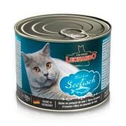 LeonardO консервы для кошек с морской рыбой