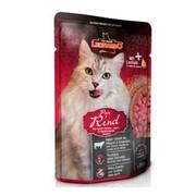 LeonardO пауч для кошек с говядиной