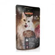 LeonardO пауч для кошек с мясом (мясной микс)