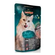 LeonardO пауч для кошек с рыбой и креветками