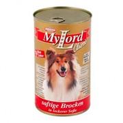MyLord Classic консервы для собак говядина/печень